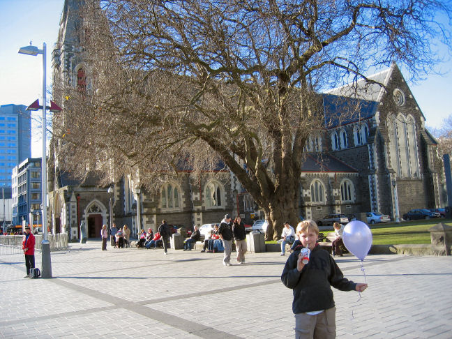 Edmond, Christchurch Cathedral